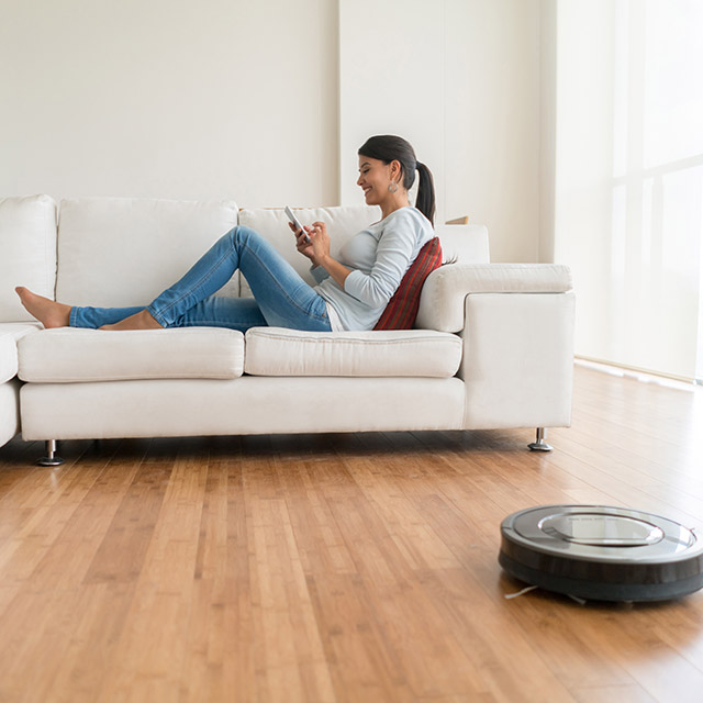 Evolving Smart Home