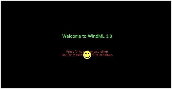 WindML uglDemo